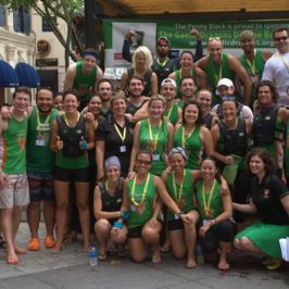 35th Singapore River Regatta and Our Gaelic Of The Month
